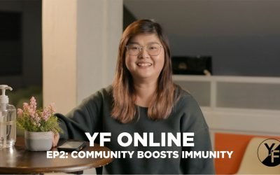 YF Online: Community Boosts Immunity