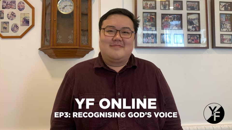 YF Online: Recognising God's Voice