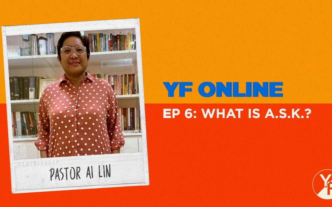 YF Online: What Is A.S.K.?