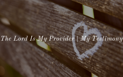 The Lord Is My Provider | Esther Chin