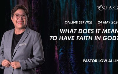 What Does It Mean To Have Faith In God?