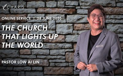 The Church That Lights Up The World