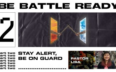 YF Online – Be Battle Ready Part 2: Stay Alert. Be on Guard
