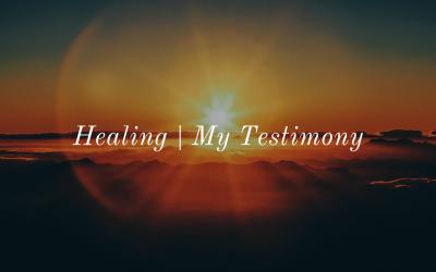 Healing | Sis Evelyne Lee