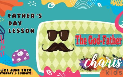 Charis Kids Online: The God-Father – A Father's Day Special