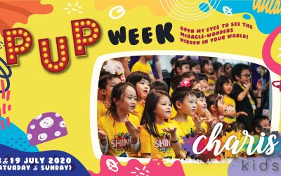 Charis Kids Online: PUP Week