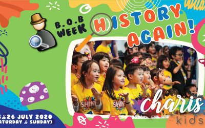 Charis Kids Online – BOB Week: History Again