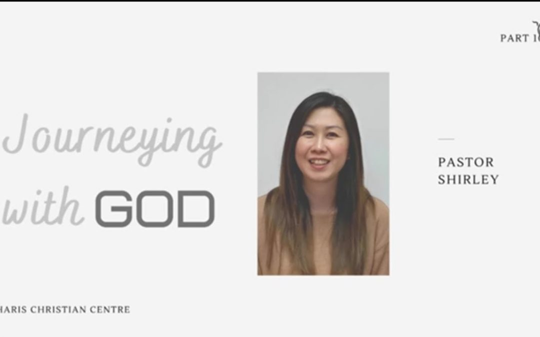 Journeying With God | God Is Enough pt 2