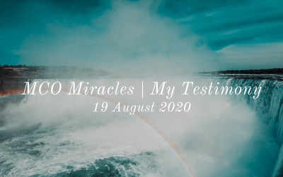 MCO Miracles | My Testimony