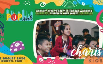 Charis Kids Online: PUP Week