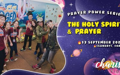Charis Kids Online: Prayer Power Series -The Holy Spirit & Prayer