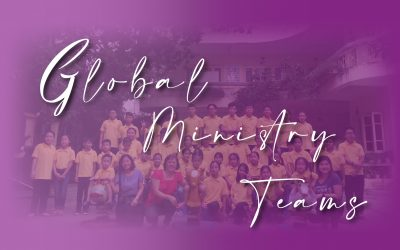 Report from Global Ministry Teams