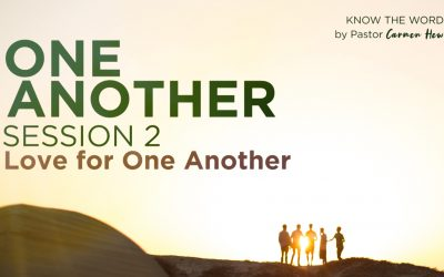 One Another | Session 2: Love for One Another