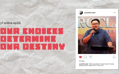 YF Online – Our Choices Determine Our Destiny
