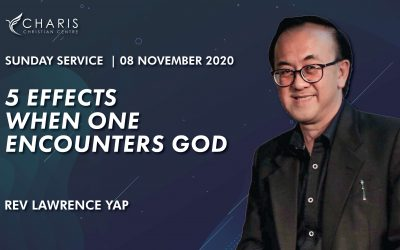 5 Effects When One Encounters God