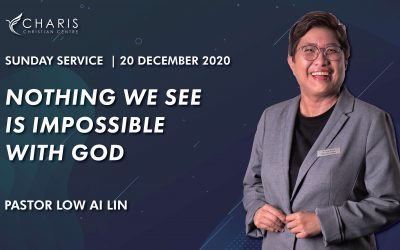 Nothing We See Is Impossible With God