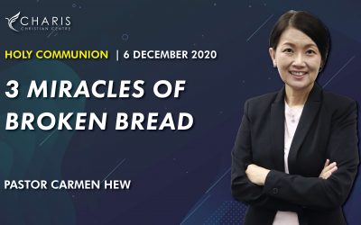 3 Miracles of Broken Bread
