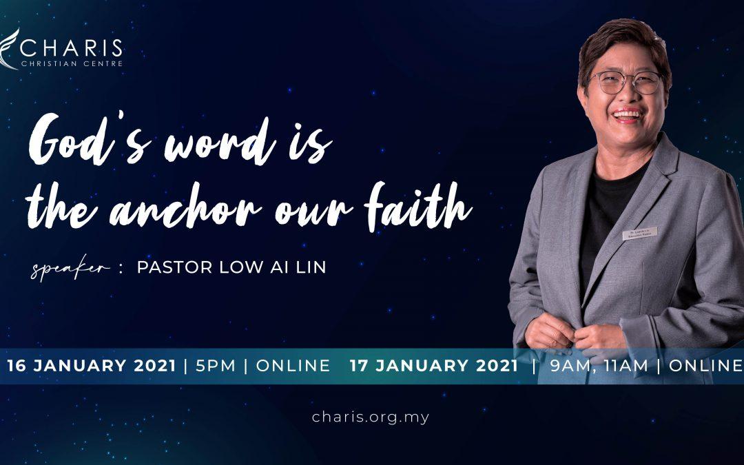 God's Word Is The Anchor Our Faith
